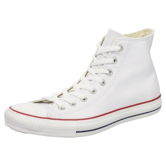 CONVERSE Sneaker Taylor All Star High Leather weiß
