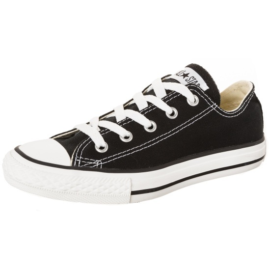 CONVERSE Sneaker Taylor All Star Core OX Kinder schwarz