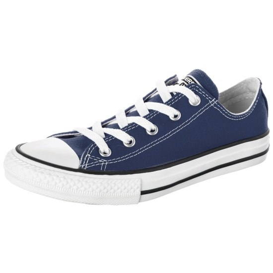 CONVERSE Sneaker Taylor All Star OX blau