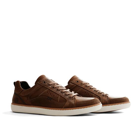 NoGRZ Sneaker C. Barry cognac