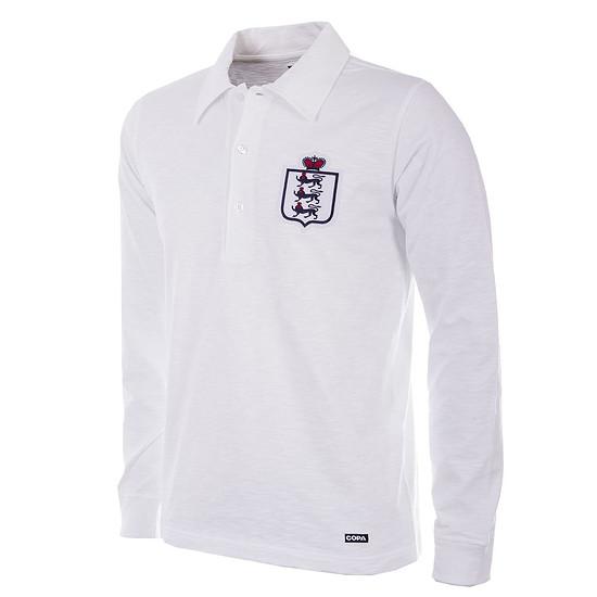 Copa England 1930/35 Long Sleeve Retro Shirt
