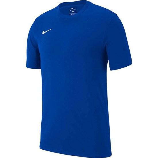 Nike T-Shirt Club 19 Blau