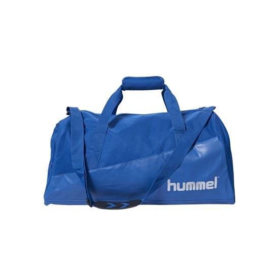 hummel Sporttasche Authentic Charge blau