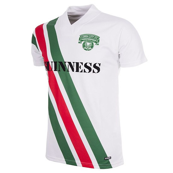 Copa Cork City F.C. 1991 Short Sleeve Retro Shirt