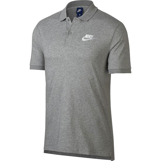 Nike Sportswear Poloshirt Dunkelgrau