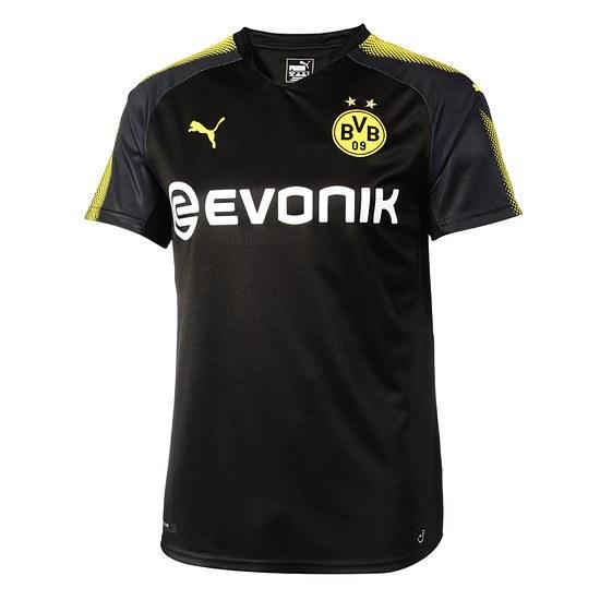 Puma Borussia Dortmund Auswärts Trikot 2017/2018 SAHIN