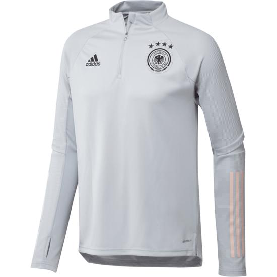 Adidas Deutschland DFB Trainingstop EM 2021 Grau