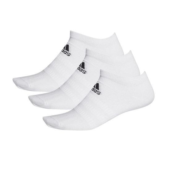 Adidas Sportsocken 3er Pack LIGHT LOW Weiß