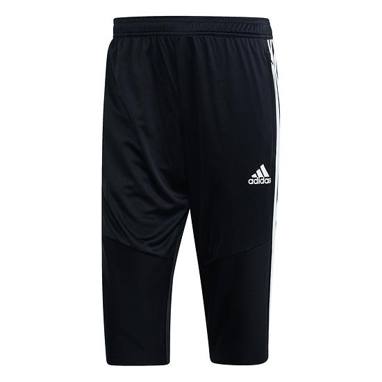 Adidas Trainingshose 3/4 lang Tiro 19 Schwarz