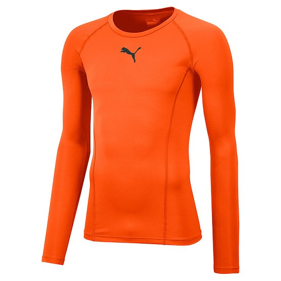Puma Longsleeve LIGA Baselayer Orange