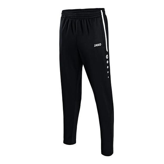 Jako Trainingsshose Active schwarz/weiß
