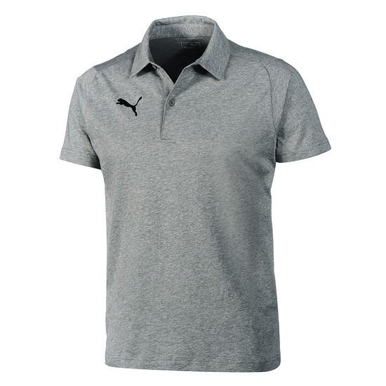 Puma Polo-Shirt LIGA Grau