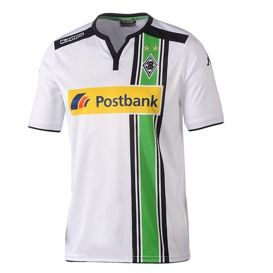 Kappa Borussia Mönchengladbach Heim Trikot 2015/2016