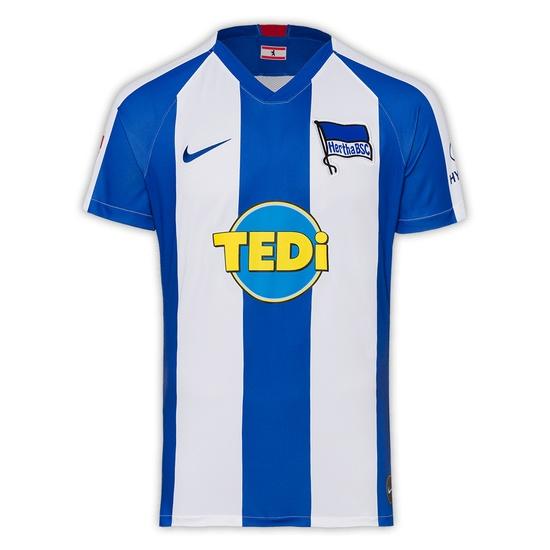 uk availability e04f5 3c536 Nike Hertha BSC Trikot 2019/2020 Heim