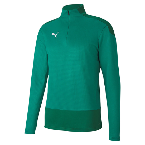 Puma Training Top 1/4 Zip GOAL 23 Grün