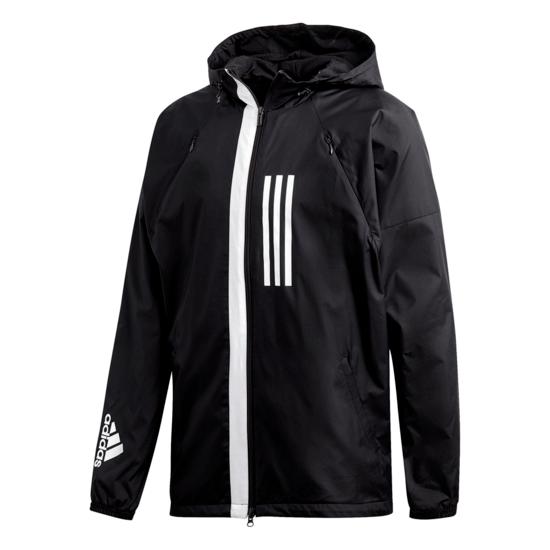 Adidas Windbreaker Fleece ID schwarz