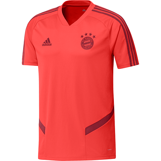 Adidas FC Bayern München Trainingsshirt 2019/2020 Rot