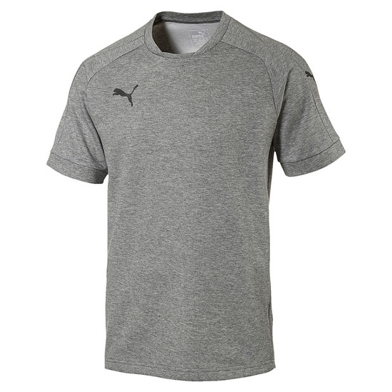 Puma T-Shirt Ascension Grau