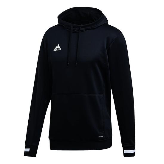 Adidas Hoodie Team 19 Schwarz