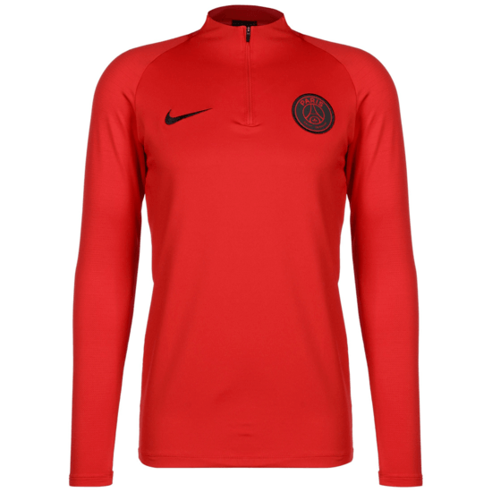 Nike Paris Saint-Germain Trainingsshirt Dry Strike Drill rot