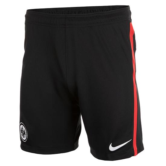 Nike Eintracht Frankfurt Shorts 2020/2021 Schwarz Kinder