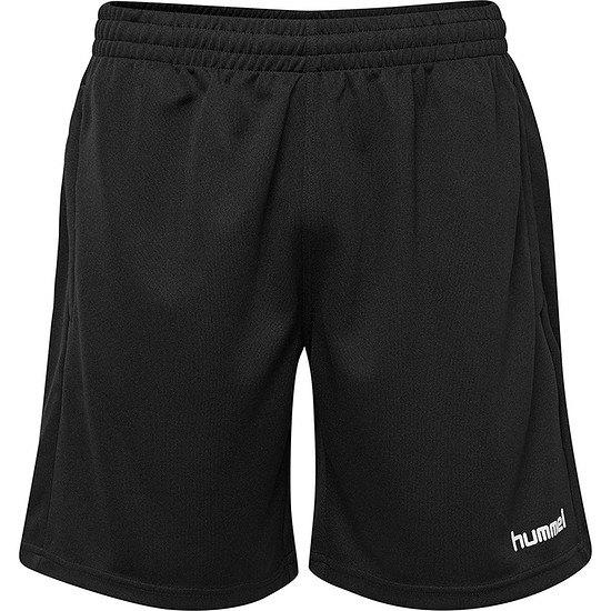 hummel Shorts Core Poly Coach schwarz