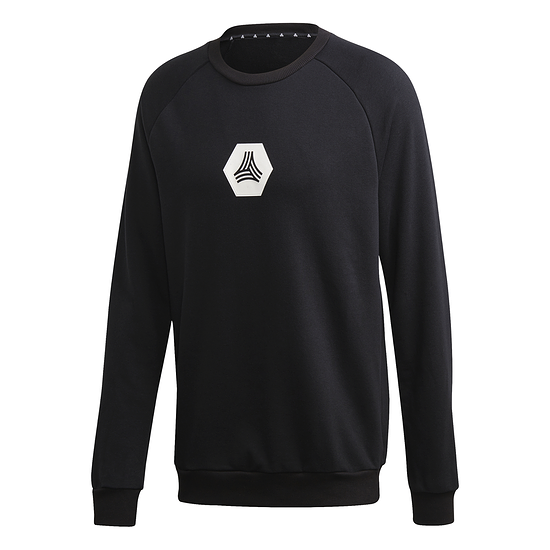 Adidas Sweatshirt TAN Schwarz