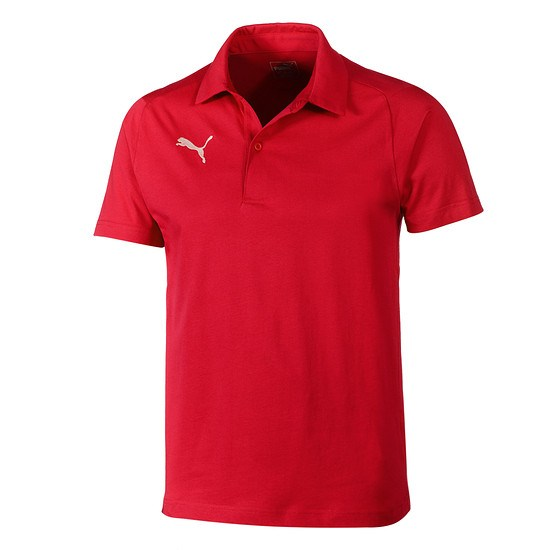 Puma Polo-Shirt LIGA Rot
