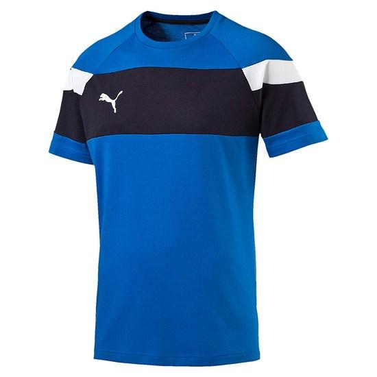 Puma T-Shirt Spirit Blau