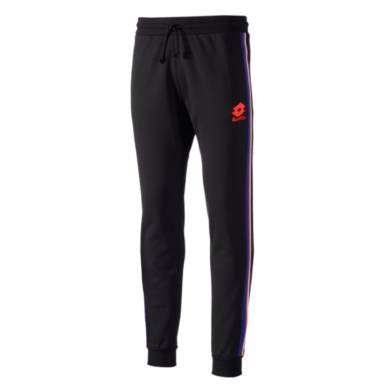 Lotto Jogginghose Athletica III RIB STP PL schwarz