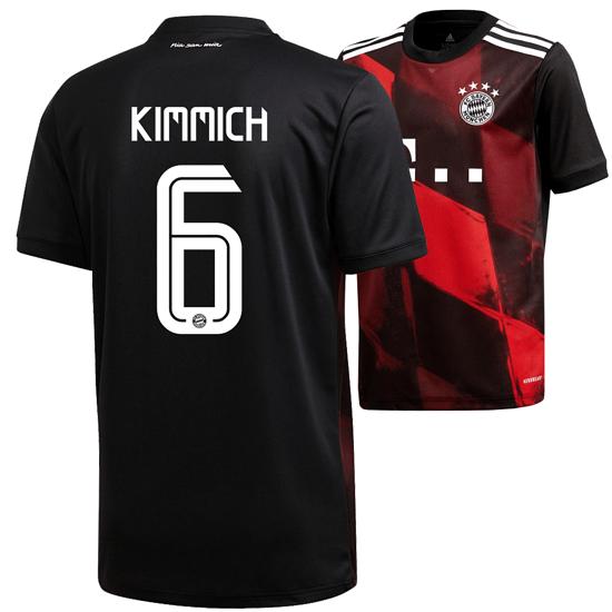 Adidas FC Bayern München CL Trikot KIMMICH 2020/2021