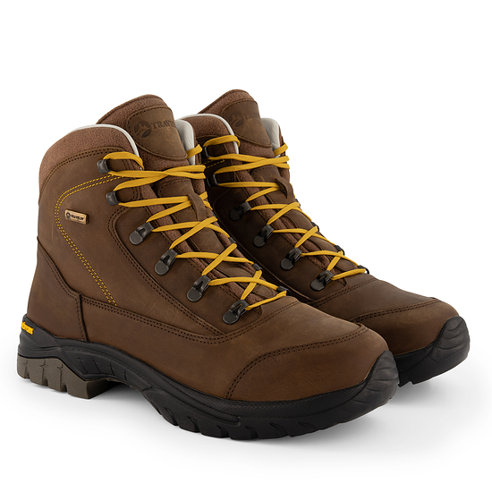 TRAVELIN OUTDOOR Trekking Boot Aarhus hellbraun