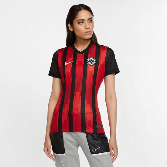 Nike Eintracht Frankfurt Trikot 2020/2021 Heim Damen