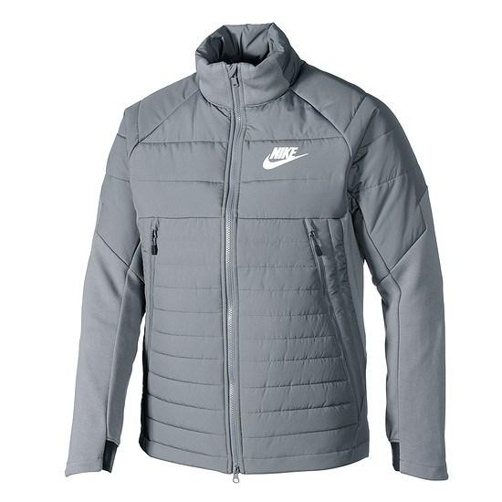 Nike Freizeitjacke Advance Sportswear Dunkelgrau