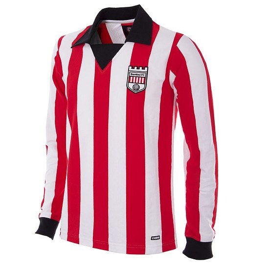 Copa Brentford FC 1974 Long Sleeve Retro Shirt