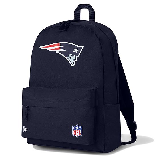 New Era New England Patriots Rucksack Stadium Pack blau