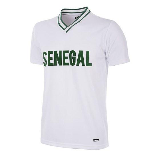 Copa Senegal 2000 Short Sleeve Retro Shirt
