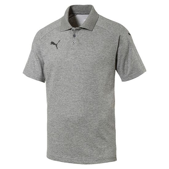 Puma Polo Shirt Ascension Grau