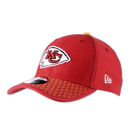 New Era Kansas City Chiefs Cap Sideline 39Thirty Dots rot