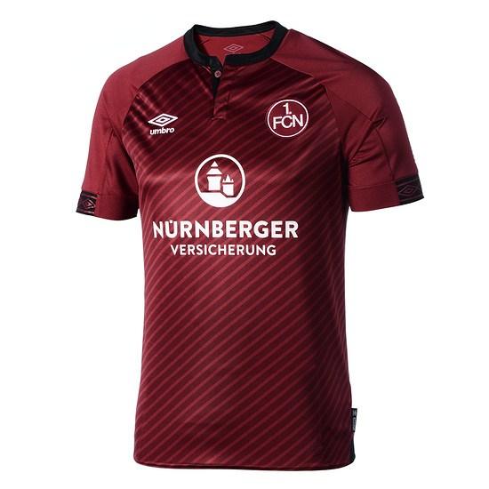 Umbro 1. FC Nürnberg Trikot 2018/2019 Heim