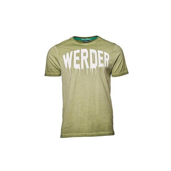 SV Werder Bremen T-Shirt Werder grün