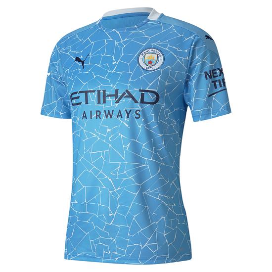 Puma Manchester City Trikot Heim 2020/2021