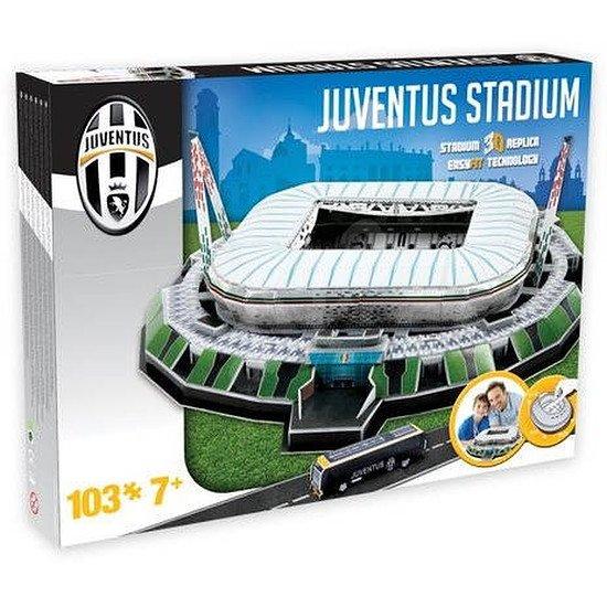 nanostad 3D Stadion Puzzle Juventus Stadium Turin