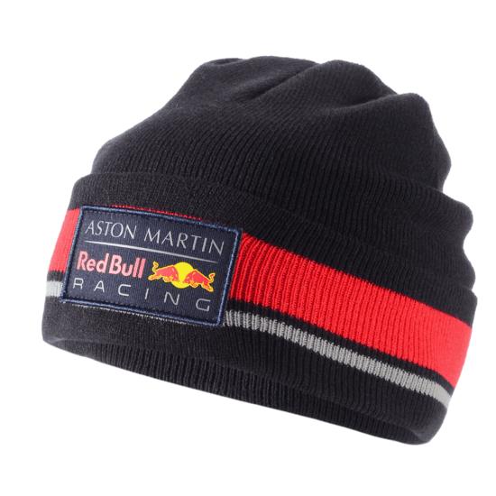 Aston Martin Red Bull Racing Team Beanie Classic 2019 navy