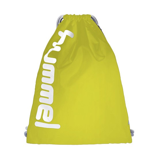 hummel Gym Bag Authentic Charge limette