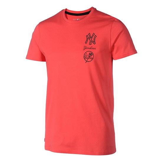 New Era New York Yankees T-Shirt Nights All Pop lachs