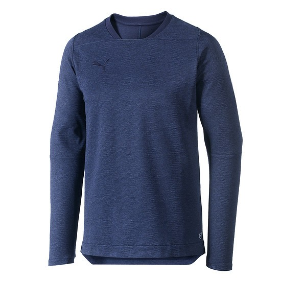 Puma Sweatshirt Casuals FINAL Dunkelblau