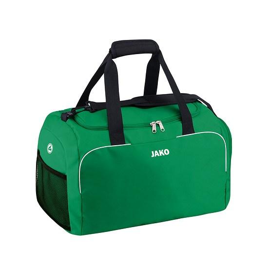 Jako Sporttasche Classico mit seitlichen Nassfächern grün