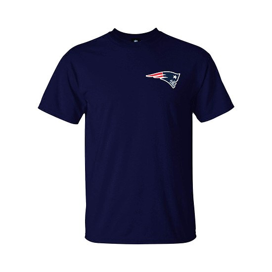Majestic Athletic New England Patriots T-Shirt Realm of Champions navy