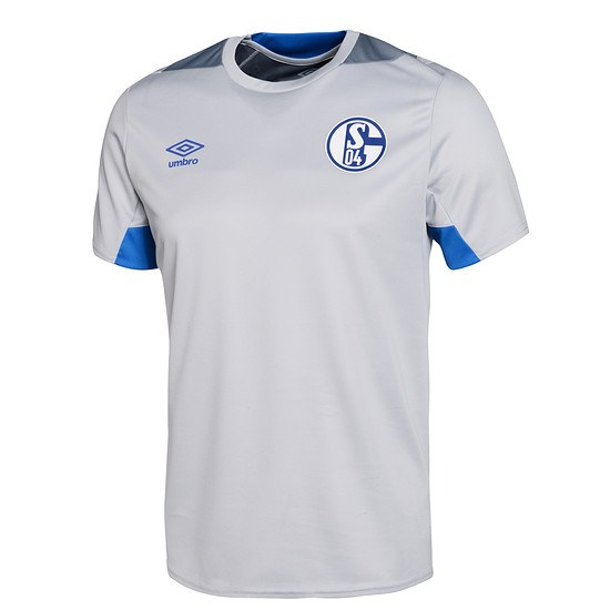 Umbro FC Schalke 04 Trainingsshirt Weiß